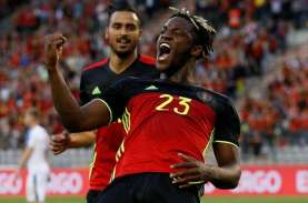 Hasil Nations League: Kroasia Hajar Spanyol, Belgia…