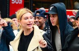Hailey Baldwin Tak Masalah Cari Nafkah Selama Justin Bieber Vakum dari Dunia Musik