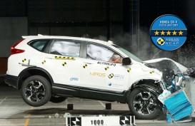 Honda CR-V Raih Standar Keselamatan Tertinggi Asean NCAP