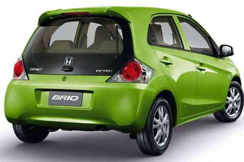 Honda Brio - Caradvice.com.au