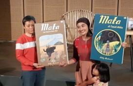 Okky Madasari Ajak Anak-Anak Jelajah Nusantara Lewat 2 Novel Terbarunya