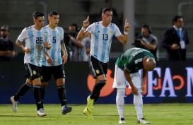 Argentina Hajar Meksiko, Cile Dilibas Kosta Rika