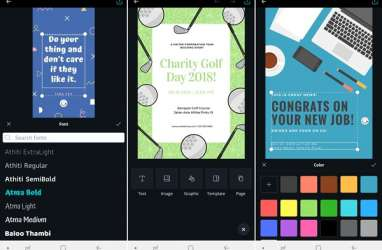Canva Versi Aplikasi Bertabur Desain Khas Instagram