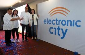 Electronic City Lakukan Peremajaan