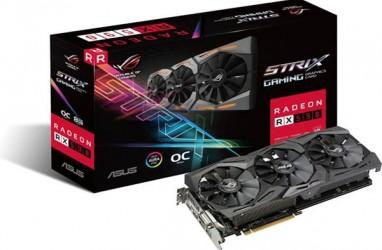 AMD Luncurkan Kartu Grafis untuk Gamers Kelas Berat