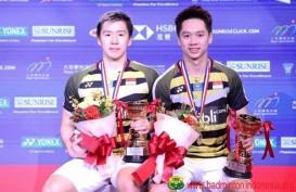 Kevin & Marcus Rebut Juara Hong Kong Terbuka 2018