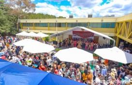 Ribuan Warga Australia Padati Festival Indonesia 2018 di Canberra