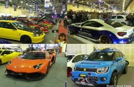 Indonesia Modification Expo 2018 Bukukan Transaksi Rp3 Miliar