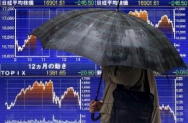 Saham Teknologi Dongkrak Rebound Bursa Jepang