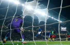 Brasil Tundukkan Kamerun Lewat Gol Richarlison, Neymar Cedera