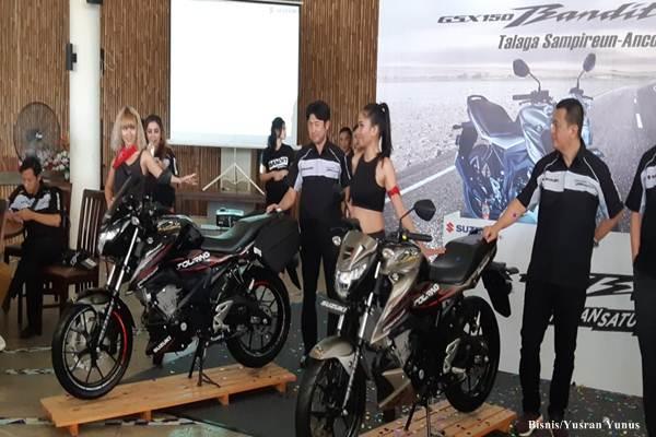 Suzuki GSX150 Bandit/Bisnis - Yusran Yunus
