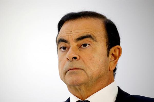Carlos Ghosn/  - Reuters