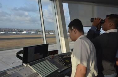 Menara Baru AirNav di Ngurah Rai Dilengkapi Pendeteksi Abu Vulkanik