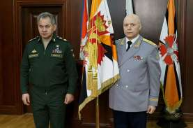 Kepala Badan Intelijen Rusia yang Tersangkut Kasus…