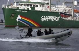 Apindo Usul Greenpeace Dibekukan di Indonesia