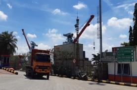 Pelabuhan Boom Baru Palembang Masuki Era Digital