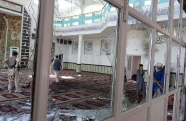 Bom Meledak di Masjid Afghanistan, 26 Jemaah Salat Jumat Tewas