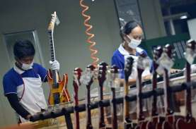 Kualitas Alat Musik Dalam Negeri Tak Kalah Cadas