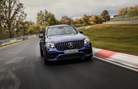 Mercedes-AMG GLC 63 S 4MATIC+, Model Seri Produksi SUV Tercepat di Dunia