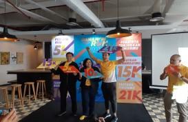 Lebih 5.000 Peserta Ramaikan Danamon Run 2018