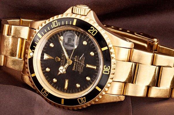 Jam tangan Rolex - Bobswatches