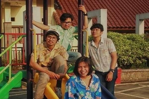 Grup musik The Panturas - Istimewa