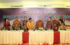 Modernland Yakin Tahun Depan Properti Membaik