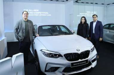 BMW Indonesia Kenalkan Model M Paling Agresif