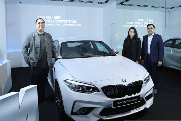 BMW M2 Competition, Sabtu (24/11/2018).  - BMW