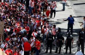 Buntut Kerusuhan, Final Leg Kedua Copa Libertadores Ditunda Lagi