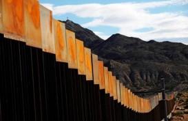 Cegah Migran Ilegal, Amerika Tutup Perbatasan dengan Meksiko
