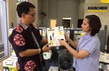 Kaercher Intensif Garap Pasar Indonesia