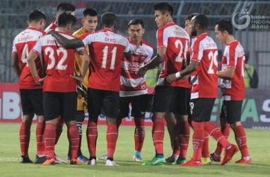 Hasil Liga 1: Gol Beltrame Batalkan Kemenangan PSIS Atas Madura United
