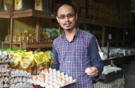 Harga Telur Ayam di Banjarmasin Naik Sepekan Terakhir