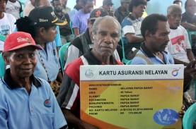 Penerima Kartu Asuransi Nelayan di Maluku 'Terjun'…