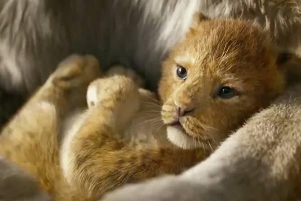 Disney meluncurkan trailer remake 'The Lion King' - Istimewa