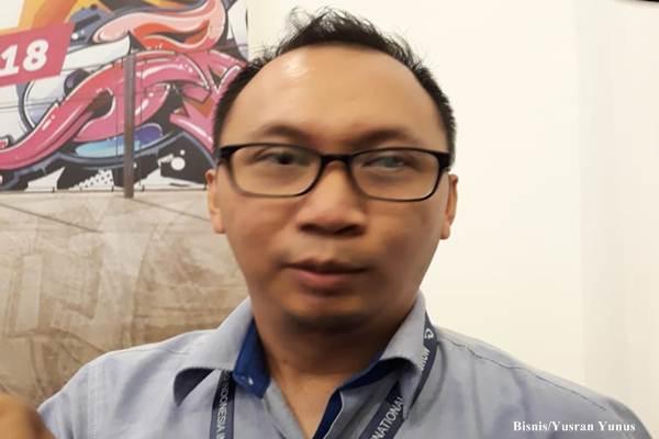 Business Development Manager Auto Value PT Suzuki Indomobil Sales (SIS), Hendro Kaligis/Bisnis - Yusran Yunus