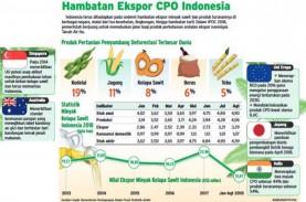 Penurunan Pungutan Ekspor CPO Bikin Sawit Indonesia…
