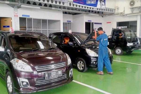 Program Ertiga Vaganza melengkapi kepastian mutu unit mobil dari Suzuki Auto Value. - SIS