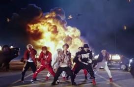 Ketiga Kalinya, BTS Masuk Billboard  Pop Songs