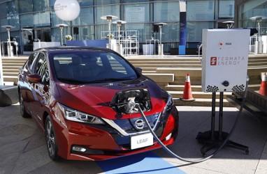 Nissan LEAF Sediakan Listrik Rumah dan Bangunan