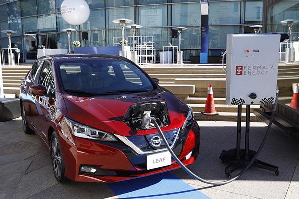 Nissan Leaf Share.  - NISSAN