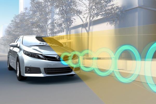 Toyota Safety Sensing.  - TMC
