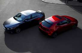 All-new Mazda3 Debut Perdana Global di Los Angeles