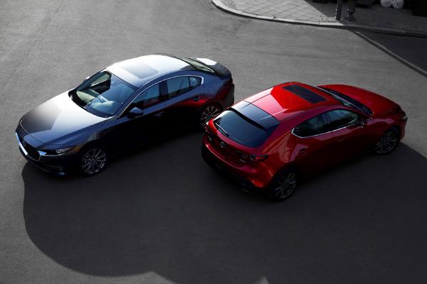 All-new Mazda3.  - Mazda