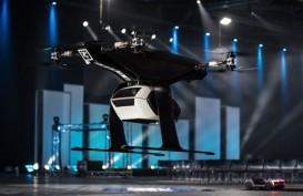 Audi, Airbus, Italdesign Uji Coba Konsep Taksi Terbang