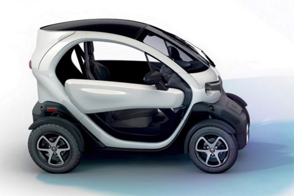 Renault Twizy.  - RENAULT