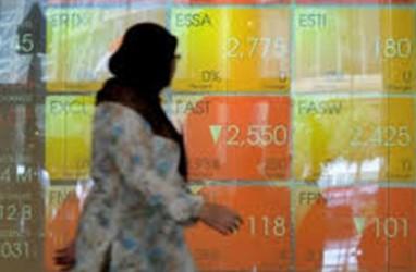 Jakarta Islamic Index Ditutup Melemah 1,86%