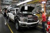Ford Motor Rombak Pabrik AS untuk Pacu Produksi SUV, Truk Pikap