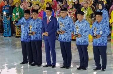 Korpri Jateng Sabet Penghargaan Terbaik Nasional